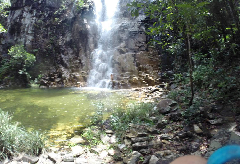 Cachoeiras dos dragões 2